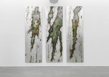 Davide Zucco, 'The Green Fire', 2019