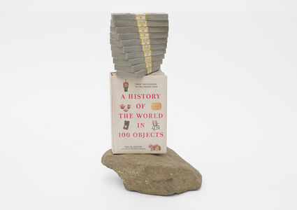 Matt Johnson, 'A History of the World in 100 Objects, 100 Grand, and a Rock', 2020
