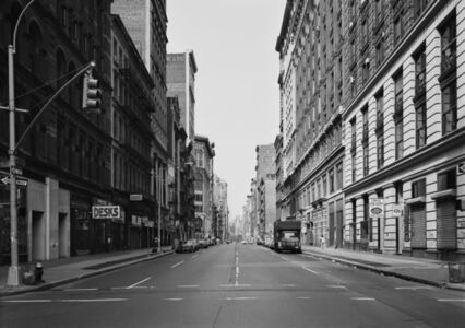 Thomas Struth, 'Broadway at Prince Street, New York', 1978