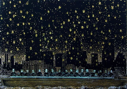 Purwanto, ' The City of Heroes', 2015
