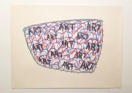 John Tweddle, 'Untitled', 1970