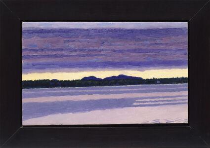 Graham Nickson, 'Arcadia Series: Dawn Stillness', 1994