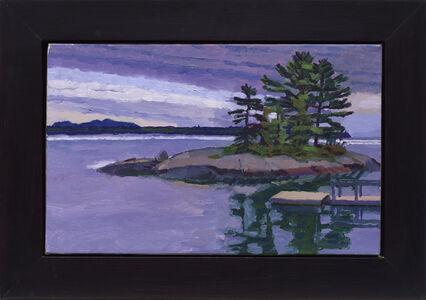 Graham Nickson, 'Arcadia Series: Island', 1994