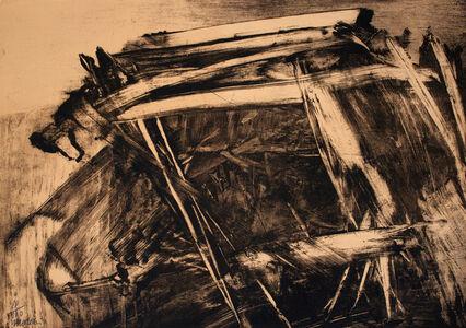 Mattia Moreni, 'Composizione n.2', 1960