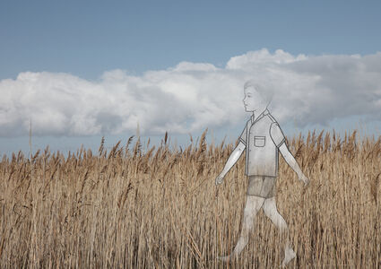 Lien Botha, 'Head in the Clouds', 2019