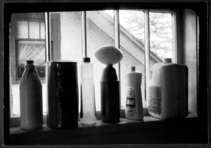 Iain Baxter&, 'Still Life with 5 Plastic Bottles', 1965-printed in 2005