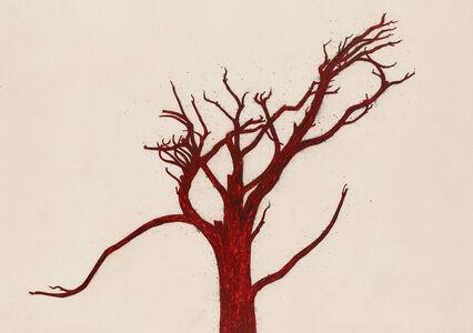 Tony Bevan, 'Tree No. 20 (PC187)', 2018