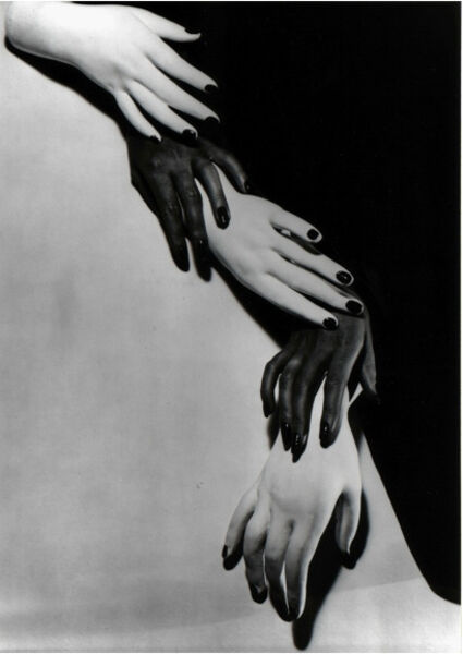 Horst P. Horst, 'Hands, Hands..., New York', 1941