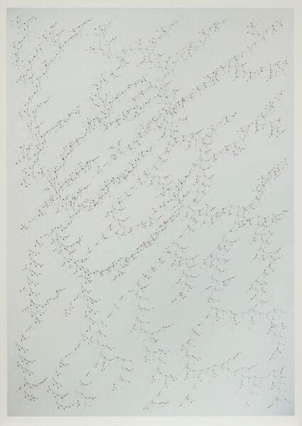 Christiane Feser, 'Nullpunkte 18', 2017