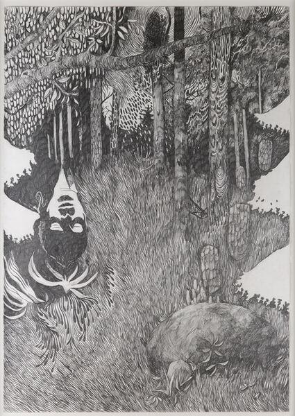 Morten Schelde, 'The Forest', 2016