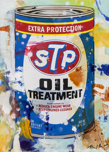Heiner Meyer, 'Oil on Canvas STP II', 2018