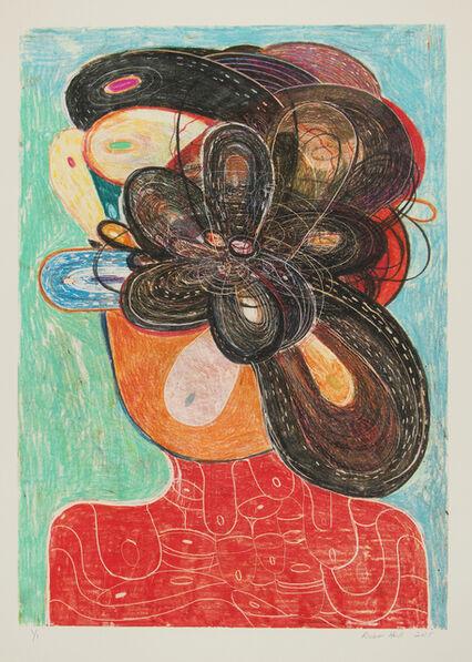Richard Hull, 'Comb', 2015