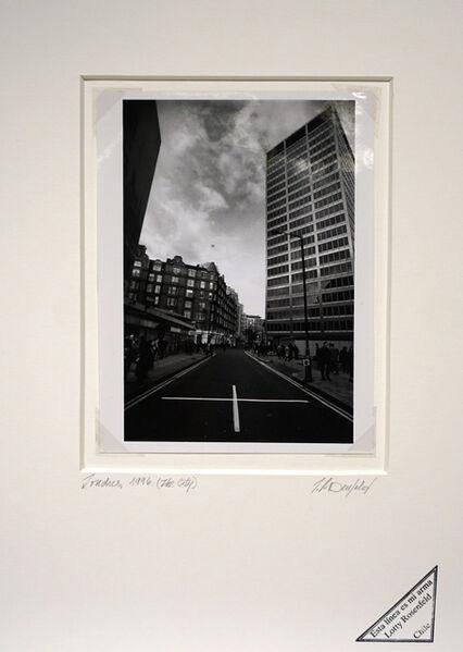 Lotty Rosenfeld, 'Londres (the city)', 1996