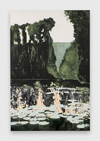 Mamma Andersson, 'Pond', 2019