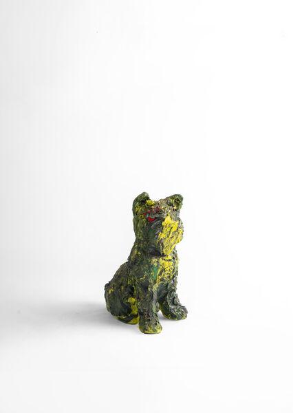 Georgina Gratrix, 'Yellow dog', 2020