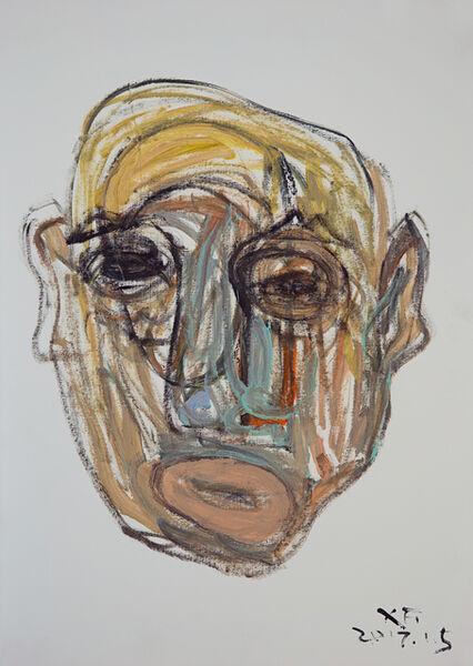 Xianfeng Zhao, 'Face III', 2017