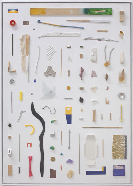 Noam Rappaport, 'Collection #10 (Tread)', 2015