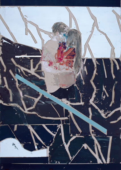 Alexander Tinei, 'Kiss', 2019