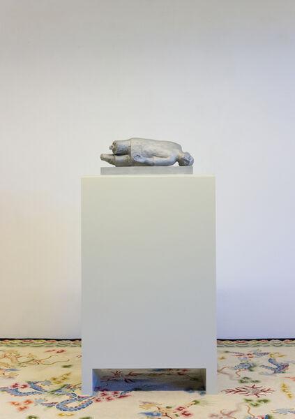 Urs Lüthi, 'LOST DIRECTION IV', 2016