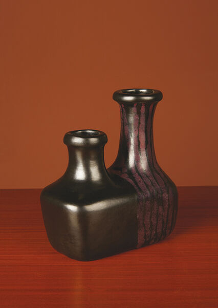 Jean Cloutier, 'Double-necked vase', vers 1960