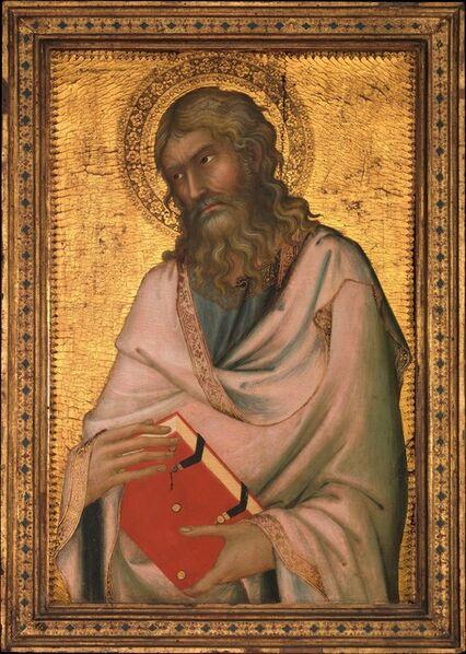 Simone Martini, 'Saint Andrew', ca. 1326