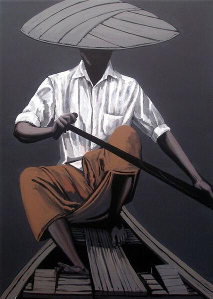 Rajan Krishnan, 'Boatman', 2011