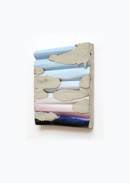 Letha Wilson, 'Colorado Sunset Concrete ', 2020