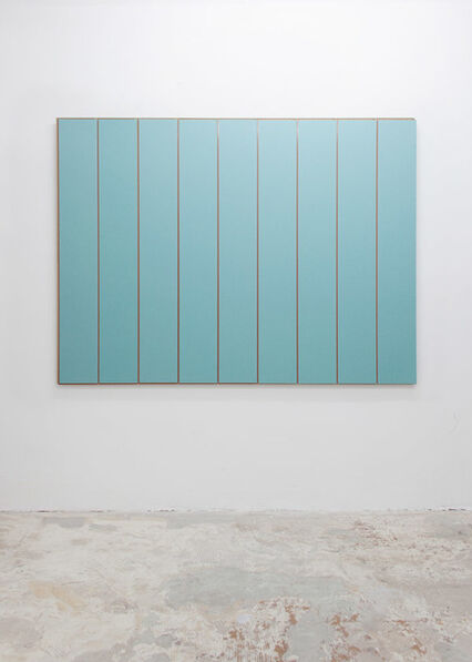 Olve Sande, 'Blue Acoustic', 2014