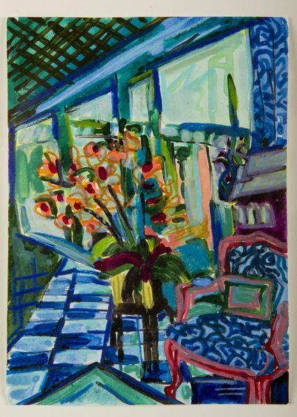 Lee Essex Doyle, 'Study of Malachite Room', 2012