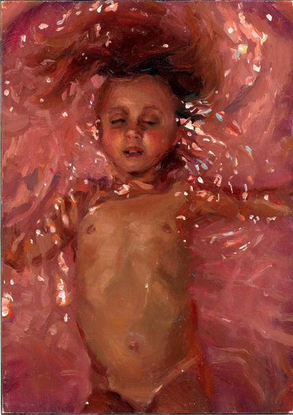 Natalia Fabia, 'Rose Bath', 2018