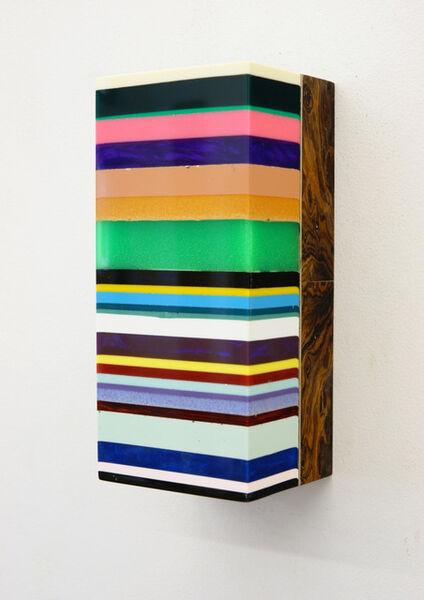 Harald Schmitz-Schmelzer, 'Desert Iron Wood, FL', 2017