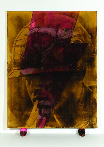 Pete Wheeler, 'Angel Duster', 2015