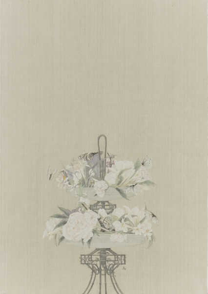 Gao Qian 高茜, 'Flower or non-flower', 2017