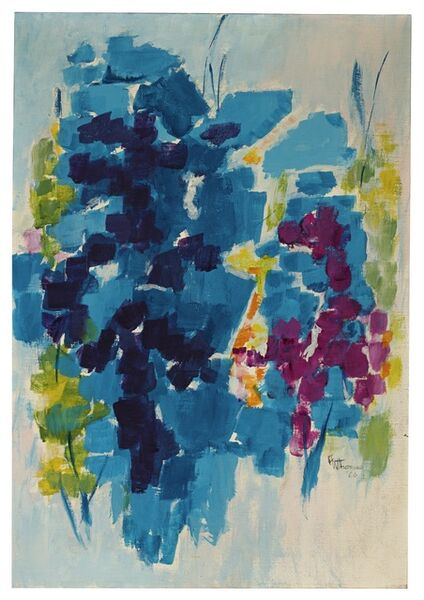 Alma Thomas, 'Sign of Spring'