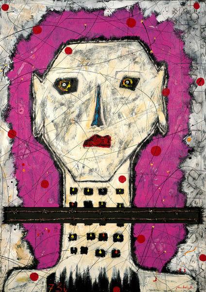 Michel Delgado, 'Things You Should Not Say', 2015