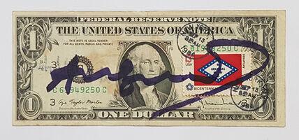 Andy Warhol, 'One Dollar Bill', 1984