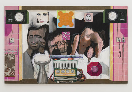 Luiz Zerbini, 'Sem título / Untitled', 1996