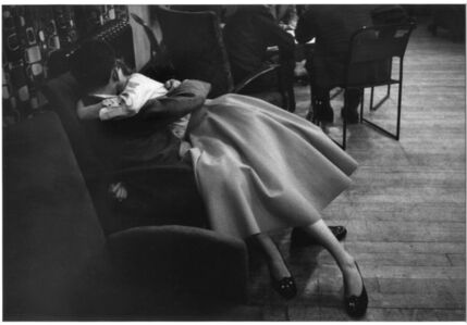 Thurston Hopkins, 'University Students at a Union Dance, Manchester', 1955 (printed later)