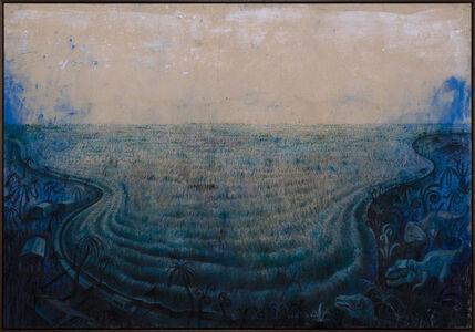 Anders Brinch, 'Blue Bay', 2021