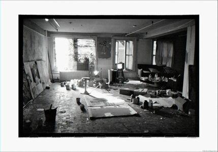Roland Hagenberg, 'Basquiat's windows on Crosby Street, New York, 1983', 1983