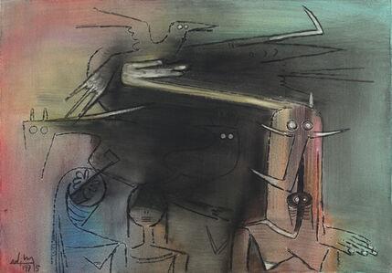 Wifredo Lam, 'Composition', 1975