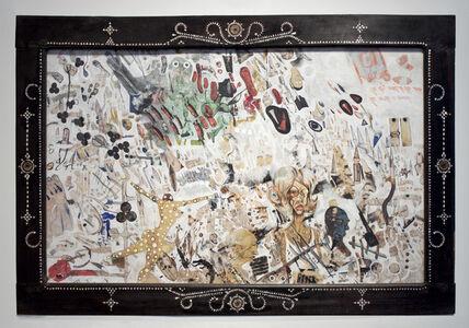 Ashley Bickerton, 'Doodle #2, 2002', 2002