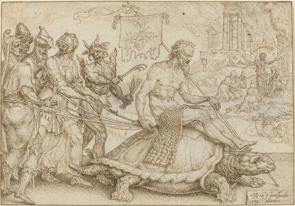 Maerten van Heemskerck, 'The Triumph of Job', 1559