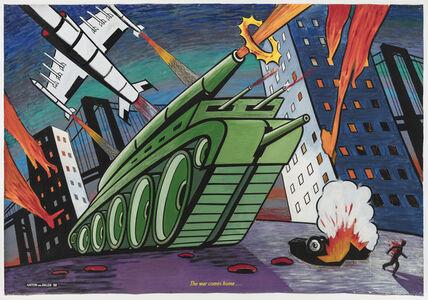 Anton van Dalen, 'The War Comes Home', 1982