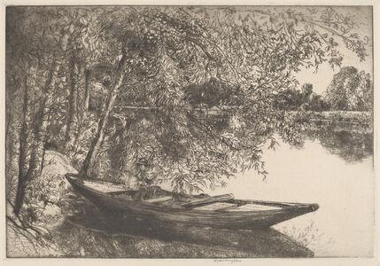 Donald Shaw MacLaughlan, 'River Song, No. 8', 1918