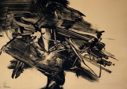 Mattia Moreni, 'Composizione n.1', 1960