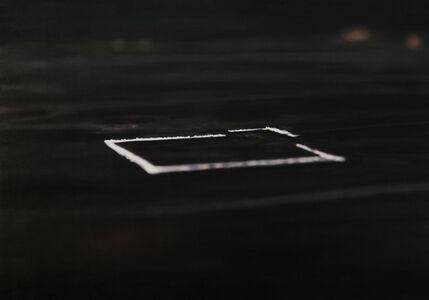 Mirel Vieru, 'Folding the edge of singularity I', 2018