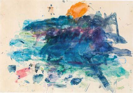 Martha Jungwirth, 'Untitled', 1993