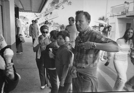 Mike Mandel, 'The Boardwalk Series', 1974