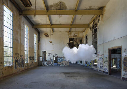 Berndnaut Smilde, 'Nimbus Powerstation  ', 2017